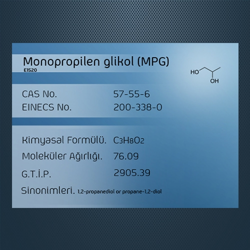 Monopropelin Glikol(MPG)